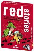 Cover-Bild zu Harder, Corinna: red stories