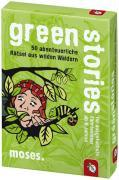 Cover-Bild zu Köhrsen, Andrea: green stories