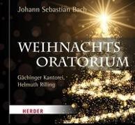 Cover-Bild zu Bach, Johann Sebastian: Weihnachtsoratorium