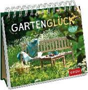 Cover-Bild zu Groh Redaktionsteam (Hrsg.): Gartenglück für dich
