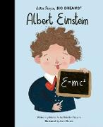 Cover-Bild zu Sanchez Vegara, Maria Isabel: Albert Einstein (eBook)