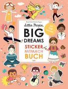 Cover-Bild zu Sánchez Vegara, María Isabel: Little People, Big Dreams: Sticker-Mitmach-Buch