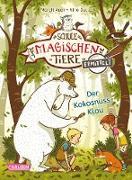 Cover-Bild zu Auer, Margit: Die Schule der magischen Tiere ermittelt 3: Der Kokosnuss-Klau (Zum Lesenlernen) (eBook)