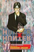 Cover-Bild zu Togashi, Yoshihiro: Hunter X Hunter, Vol. 11, Volume 11