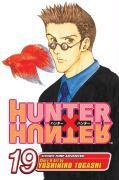 Cover-Bild zu Togashi, Yoshihiro: Hunter X Hunter, Volume 19