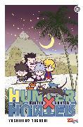 Cover-Bild zu Togashi, Yoshihiro: Hunter X Hunter 20