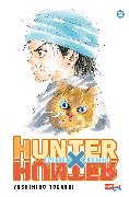 Cover-Bild zu Togashi, Yoshihiro: Hunter X Hunter, Band 32