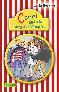 Cover-Bild zu Boehme, Julia: Conni-Erzählbände 20: Conni und die Burg der Vampire