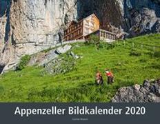 Cover-Bild zu Appenzeller Bildkalender 2020 von Wueest, Carmen