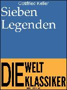 Cover-Bild zu eBook Sieben Legenden
