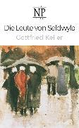 Cover-Bild zu eBook Die Leute von Seldwyla