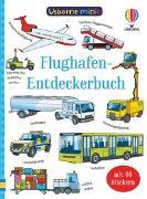 Cover-Bild zu Usborne Minis - Flughafen-Entdeckerbuch