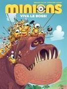 Cover-Bild zu Lapuss, Stephane: Minions Volume 3: Viva Le Boss!