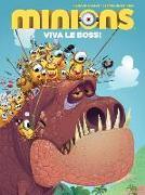 Cover-Bild zu Lapuss, Stephane: Minions: Viva Le Boss!