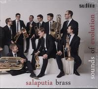 Cover-Bild zu Salaputia Brass: Sounds of Evolution