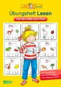 Cover-Bild zu Sörensen, Hanna: Conni Gelbe Reihe: Übungsheft Lesen