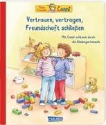 Cover-Bild zu Schneider, Liane: Conni-Bilderbücher: Meine Freundin Conni: Vertrauen, vertragen, Freundschaft schließen