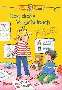 Cover-Bild zu Sörensen, Hanna: Conni Gelbe Reihe: Lernspaß - Das dicke Vorschulbuch (eBook)