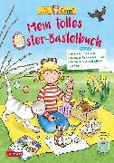 Cover-Bild zu Sörensen, Hanna: Conni Gelbe Reihe: Mein tolles Oster-Bastelbuch