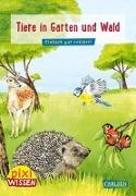 Cover-Bild zu Sörensen, Hanna: Pixi Wissen 17: VE 5: Tiere in Garten und Wald