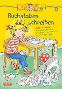 Cover-Bild zu Sörensen, Hanna (Text von): Buchstaben schreiben