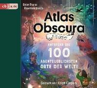 Cover-Bild zu Thuras, Dylan: Atlas Obscura Kids Edition