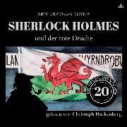 Cover-Bild zu Doyle, Arthur Conan: Sherlock Holmes und der rote Drache (Audio Download)