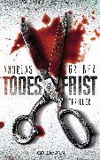Cover-Bild zu Gruber, Andreas: Todesfrist (eBook)
