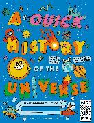 Cover-Bild zu Gifford, Clive: A Quick History of the Universe
