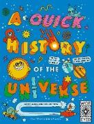 Cover-Bild zu Gifford, Clive: A Quick History of the Universe (eBook)