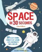 Cover-Bild zu Gifford, Clive: Space in 30 Seconds (eBook)