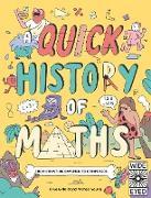 Cover-Bild zu Gifford, Clive: A Quick History of Maths (eBook)