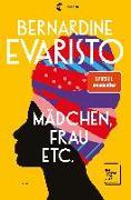 Cover-Bild zu Mädchen, Frau etc. - Booker Prize 2019