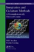 Cover-Bild zu Integration and Cubature Methods (eBook) von Freeden, Willi