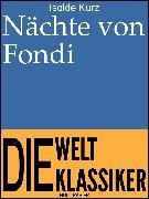 Cover-Bild zu eBook Nächte von Fondi