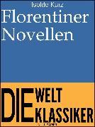 Cover-Bild zu eBook Florentiner Novellen