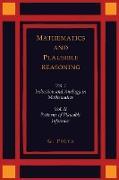 Cover-Bild zu Mathematics and Plausible Reasoning [Two Volumes in One] von Polya, George