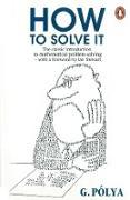 Cover-Bild zu How to Solve It von Polya, George