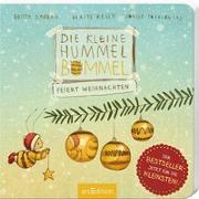 Cover-Bild zu Die kleine Hummel Bommel feiert Weihnachten (Pappbilderbuch) von Sabbag, Britta