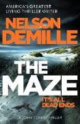 Cover-Bild zu The Maze (eBook) von DeMille, Nelson