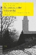 Cover-Bild zu Plüss, David (Hrsg.): Ekklesiologie der Volkskirche