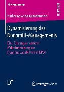 Cover-Bild zu Kaltenbrunner, Katharina Anna: Dynamisierung des Nonprofit-Managements (eBook)