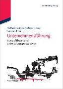 Cover-Bild zu Kaltenbrunner, Katharina Anna (Hrsg.): Unternehmensführung (eBook)