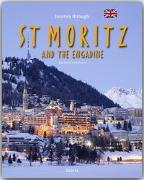 Cover-Bild zu Journey through St. Moritz and the Engadine - Reise durch St. Moritz und das Engadin von Fromm, Georg