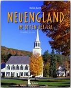 Cover-Bild zu Reise durch Neuengland - Im Osten der USA von Hanta, Karin