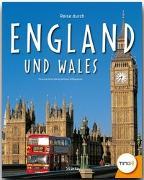 Cover-Bild zu Reise durch England und Wales von Hillingmeier, Klaus