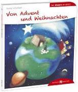 Cover-Bild zu Von Advent und Weihnachten den Kindern erzählt von Schwikart, Georg