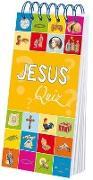 Cover-Bild zu Jesus-Quiz von Schwikart, Georg