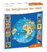 Cover-Bild zu Die Religionen der Welt den Kindern erklärt von Schwikart, Georg