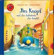 Cover-Bild zu Jim Knopf: Jim Knopf und das Geheimnis der Gondel von Ende, Michael